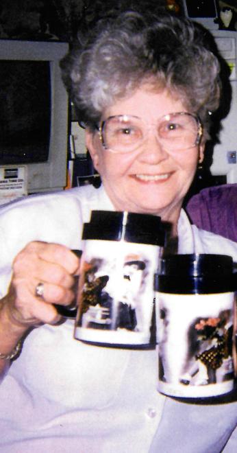 Virginia Mae Hanna