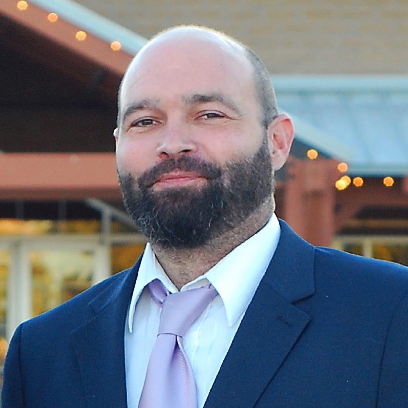 Mark Edward Glover Jr.